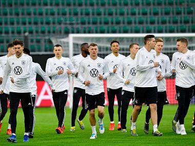 International friendlies: With chorus of critics growing, Germany boss Joachim Loew goes 'all-in' for friendly against Serbia