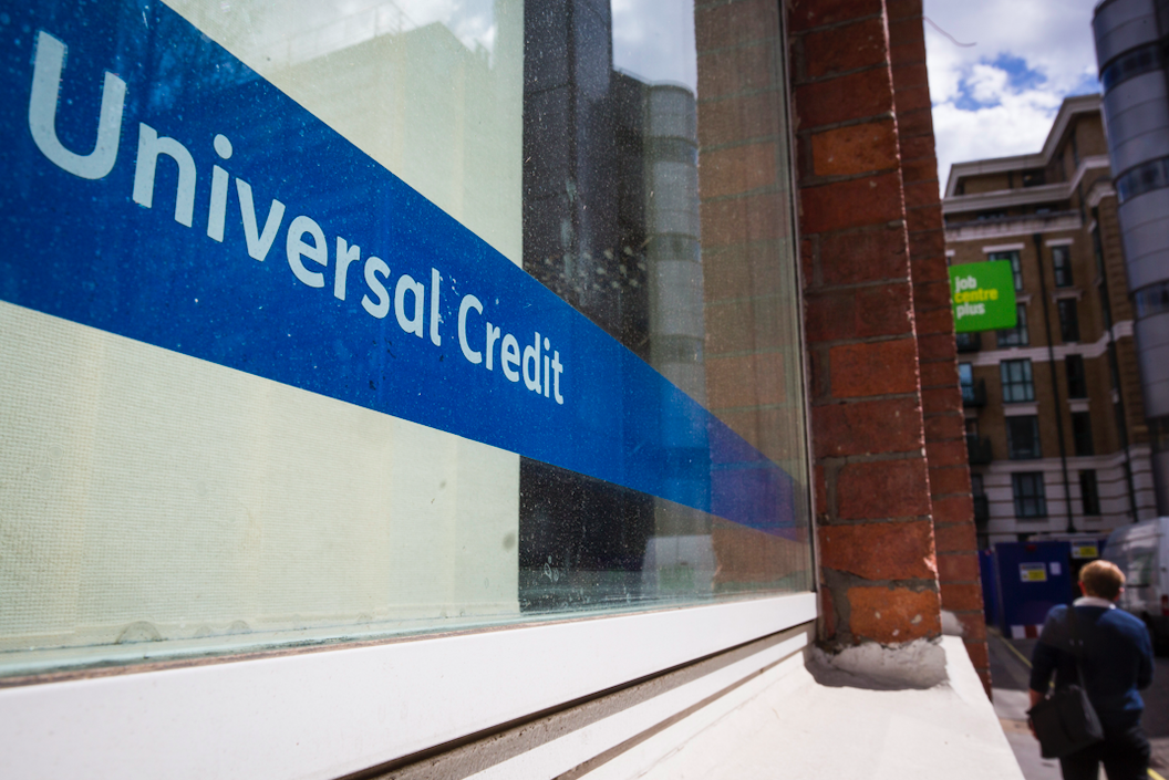 <p>The controversial policy of Universal Credit is the third most-searched for news term of 2018 – perhaps showing how unpopular it may be. (Getty) </p>