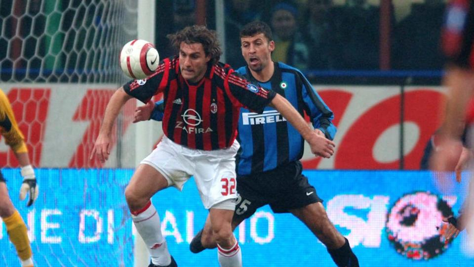 Christian Vieri | Etsuo Hara/Getty Images