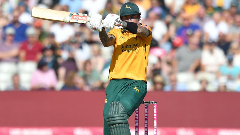 Nottinghamshire and Lancashire continue to set T20 Blast pace in North Group