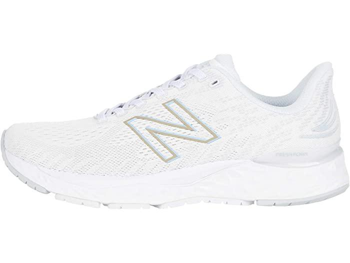 New Balance Fresh Foam 880v11 sneakers, sneakers, white, athletic sneakers