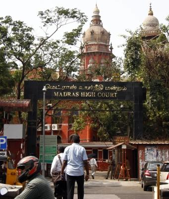 Madras High Court. HC Division Bench bats for saving city's green cover.
