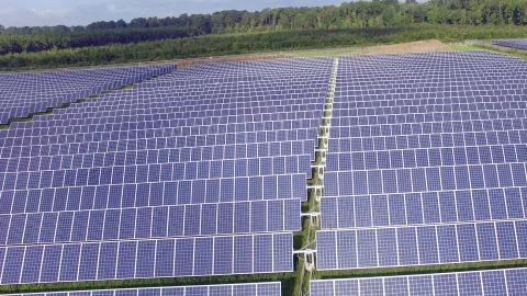 Fifth Third Makes History by Powering Up 100% Renewable Solar Facility