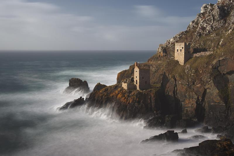 Whatever the weather, Cornwall is perfect in all seasons: istock