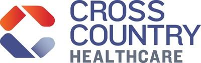 New Cross Country Healthcare visual identity simplifies brand architecture across divisions and better represents the scope of the company's innovative solutions and best-in-class services. (PRNewsfoto/Cross Country Healthcare, Inc.)