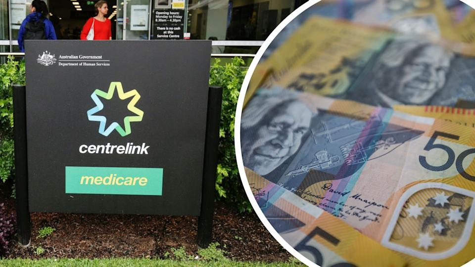 Centrelink will begin asking for debts to be repaid. Images: Getty
