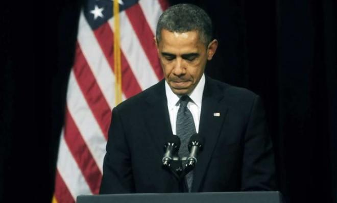 """While President Obama's speech did not mention the word """"gun"""" once, most viewers could easily read between the lines."""