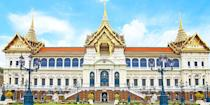 """<p>It's only fitting that the most populated city of Thailand, a.k.a. Bangkok, has an overwhelming name as well, right? The <a href=""""http://www.goodhousekeeping.com/life/travel/a42414/world-travel-budgets/"""" rel=""""nofollow noopener"""" target=""""_blank"""" data-ylk=""""slk:popular travel destination"""" class=""""link rapid-noclick-resp"""">popular travel destination</a> in Asia is also called Krung Thep by locals for short because, let's be real, no one has time to say that name! This city shares the same """"City of Angels"""" nickname as Los Angeles, despite their jarring contrasts. Maybe that's why L.A. is filled with so much <a href=""""http://www.goodhousekeeping.com/health/fitness/g4495/health-benefits-of-yoga/"""" rel=""""nofollow noopener"""" target=""""_blank"""" data-ylk=""""slk:yoga"""" class=""""link rapid-noclick-resp"""">yoga</a>?</p>"""