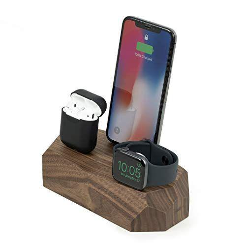 """<p><strong>Oakywood</strong></p><p>amazon.com</p><p><strong>$89.00</strong></p><p><a href=""""https://www.amazon.com/dp/B07NQVYWTV?tag=syn-yahoo-20&ascsubtag=%5Bartid%7C10063.g.37611125%5Bsrc%7Cyahoo-us"""" rel=""""nofollow noopener"""" target=""""_blank"""" data-ylk=""""slk:Shop Now"""" class=""""link rapid-noclick-resp"""">Shop Now</a></p><p>We know you've got to juice up your various devices, so you might as well keep things stylish and organized with this geometric wood charging station.</p>"""