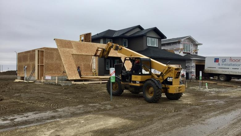 Taxing new home construction 'draconian', builders say
