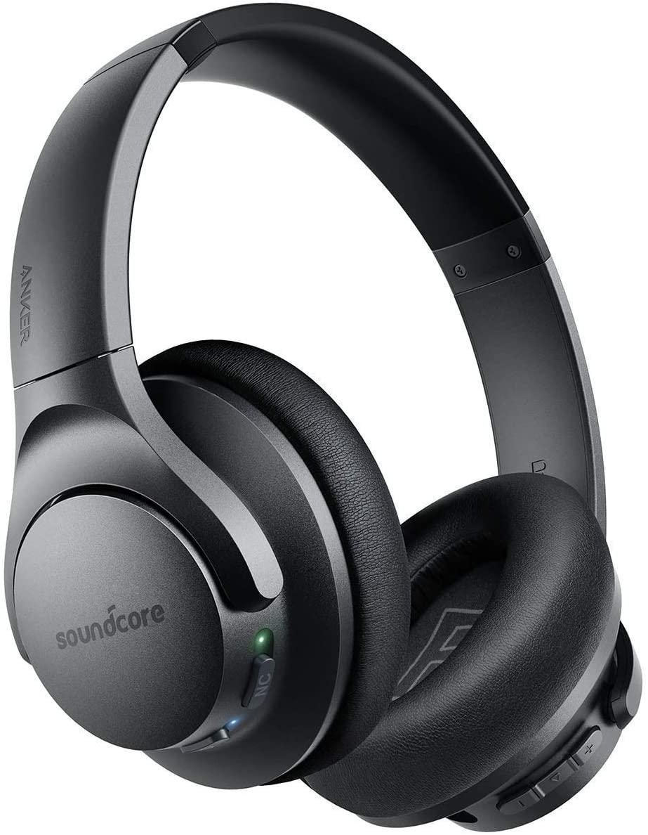 Anker Soundcore Life Q20 Bluetooth Headphones. Image via Amazon.