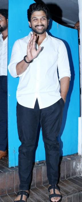 Pics: Celebrities at a celebration party
