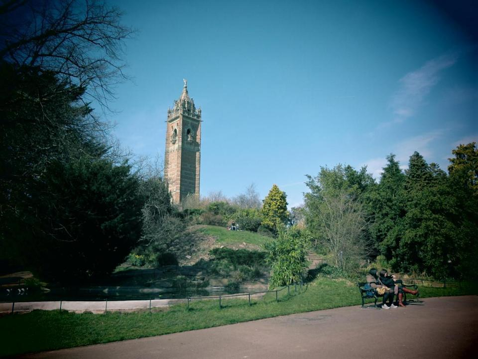 Climb 100 steps to the top of the Cabot Tower for a view over the city (Destination Bristol)