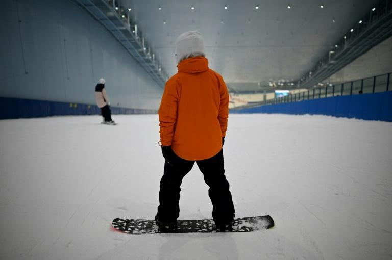 Nearly 21 million people visited a ski resort in China last year