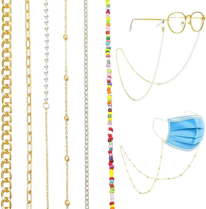mask chain set, gifts for her