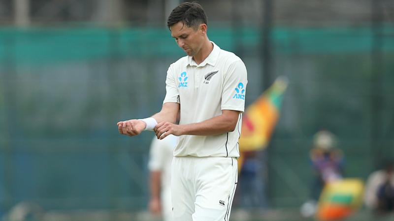 Boult, De Grandhomme cleared to fly to Australia after making 'good progress'