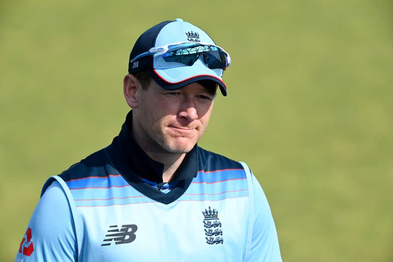 England's bio-secure bubbles a blueprint for others, says Morgan