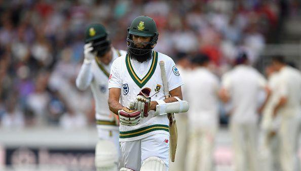 Hashim Amla will miss the final couple of matches
