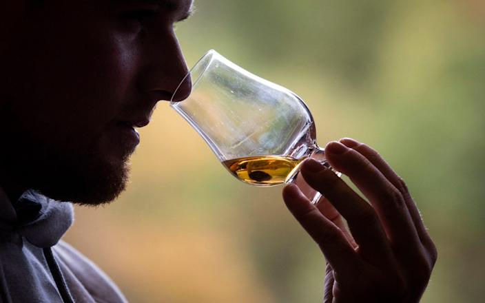 Australia is the eighth biggest market for Scotch whisky exports, worth £113 million a year - Jane Barlow/PA