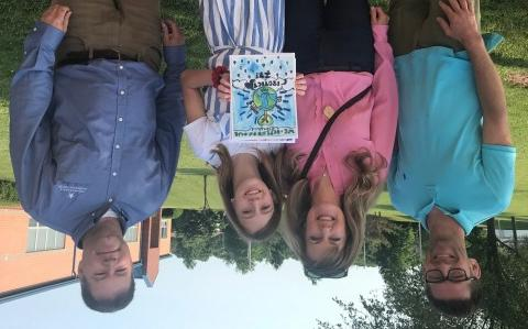 """Top Prizes Awarded to Students in Pennsylvania American Water's """"Protect Our Watersheds"""" Art Contest"""