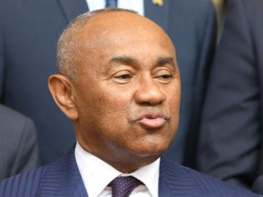 African football boss Ahmad Ahmad released without charge after being held in corruption probe