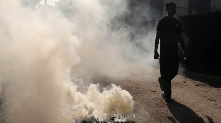 A day after Diwali on November 7, the air quality in parts of Kolkata had dropped to the very poor level.