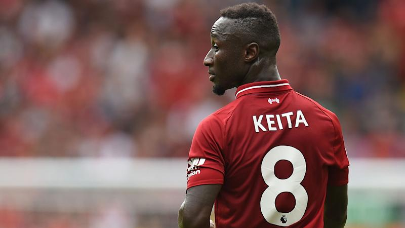 promo code 42f34 7edfe Afcon: Naby Keita named in Guinea's Africa Cup of Nations squad