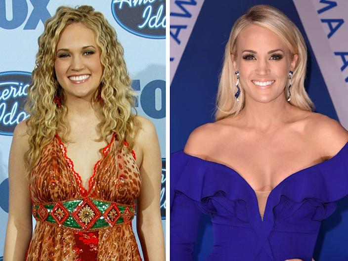 carrie underwood american idol