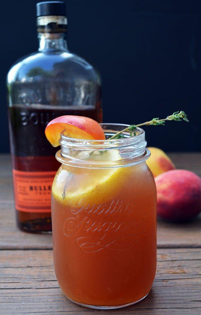 "<p>The Southern staple just got a whole lot sweeter with peaches <em>and</em> bourbon.</p><p>Get the recipe from <a href=""http://hostthetoast.com/bourbon-peach-sweet-tea/"" rel=""nofollow noopener"" target=""_blank"" data-ylk=""slk:Host the Toast"" class=""link rapid-noclick-resp"">Host the Toast</a>.</p>"