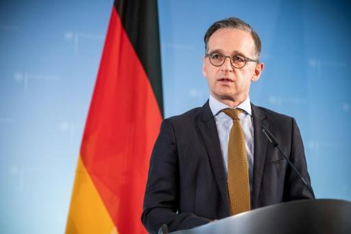 German Foreign Minister Heiko Maas is the first foreign dignitary to visit Israel since Prime Minister Benjamin Netanyahu formed a joint government with his election rival Benny Gantz on May 17