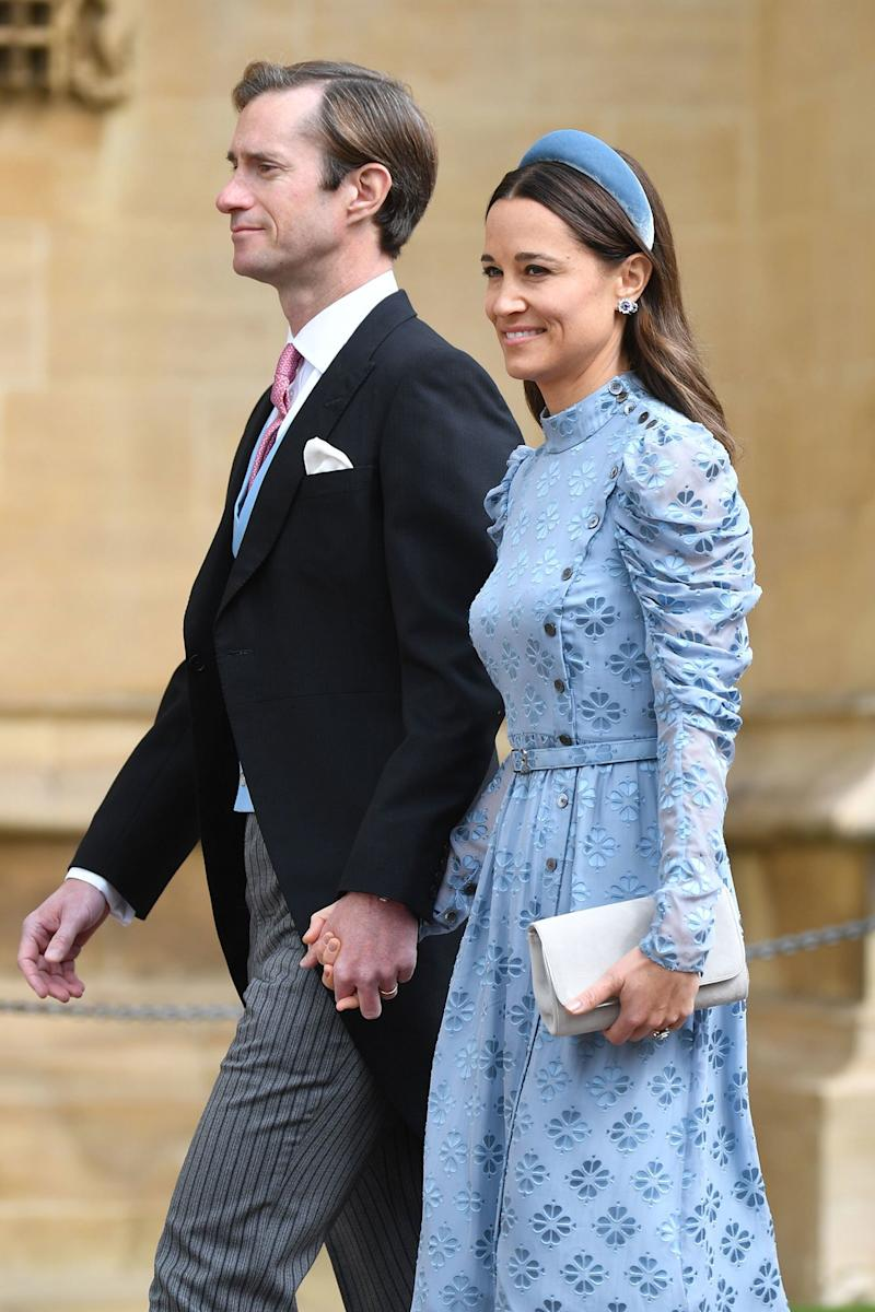 pippa middleton height weight