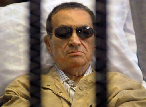 Hosni Mubarak ruled Egypt from 1981 to 2011