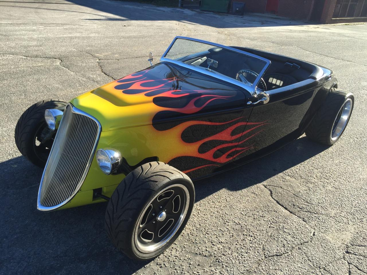 Driving The \'33 Ford Hot Rod You Can Buy Instead Of Build [Video]