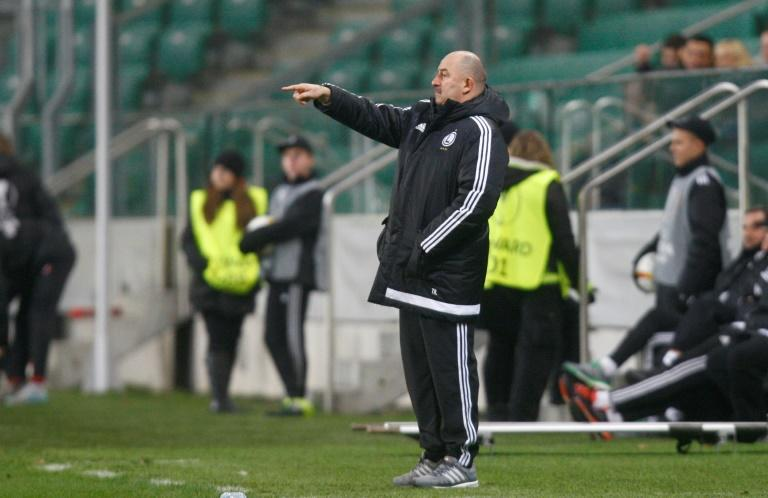 Since taking over as Russia coach there are only glimmers to suggest Stanislav Cherchesov, who won the Polish league with Legia Warsaw, will be able to lift Russia