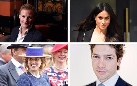 Our list of the runners and riders in the race to become the youngest royal's godparents