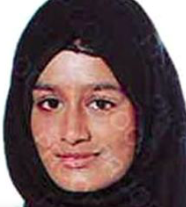 <em>The pregnant 19-year-old wants to return to the UK to have her child (Met Police)</em>