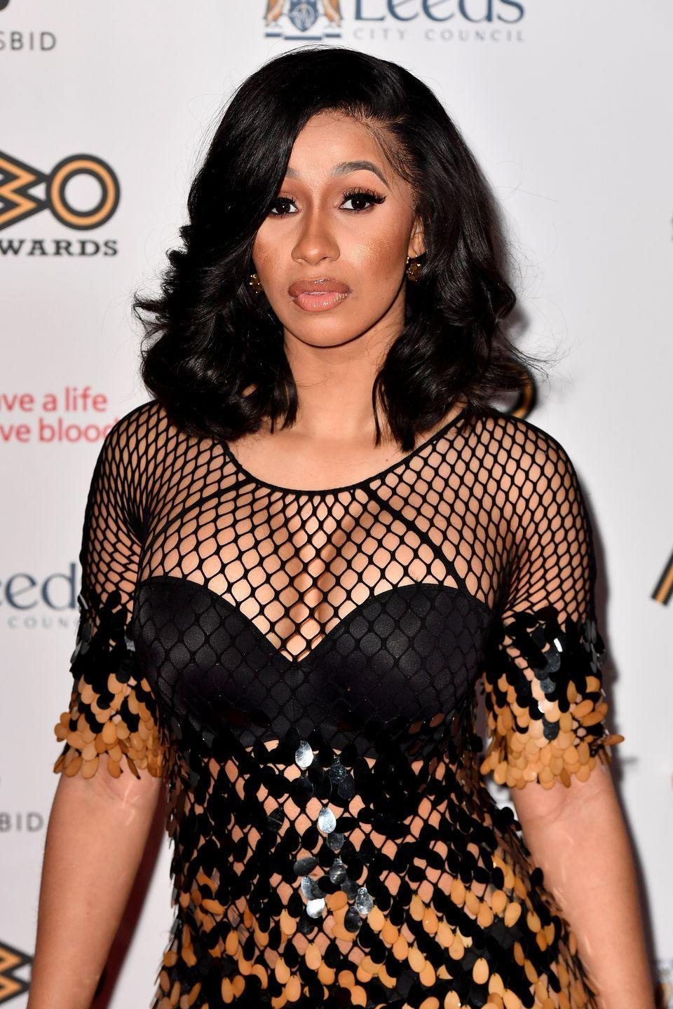 """<p>The superstar has been vocal about her choice to undergo various plastic surgery treatments in the past. In addition to a breast augmentation, Cardi B <a href=""""https://www.youtube.com/watch?v=m9_Q3KVVu2k"""" rel=""""nofollow noopener"""" target=""""_blank"""" data-ylk=""""slk:admitted in an interview"""" class=""""link rapid-noclick-resp"""">admitted in an interview</a> to getting illegal injections in her butt. """"In order to get lipo, where they put the fat transfer in your ass and it gets bigger, you need to have fat. I did not have no type of fat,"""" she said. """"But I was desperate to have a bigger ass.""""</p>"""