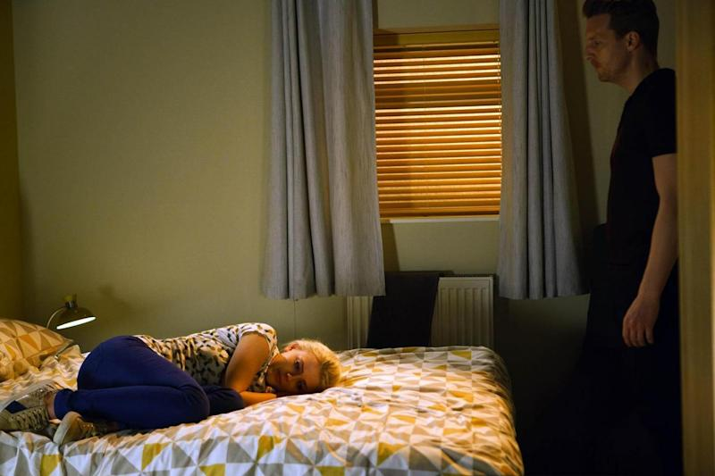 Bethany's ordeal is set to worsen when Nathan introduces her to another friend (ITV)