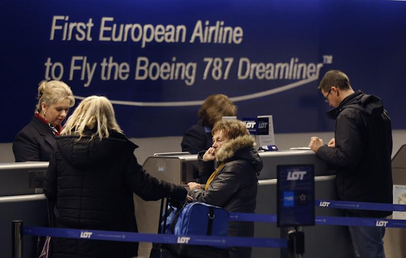 Polish airline may seek compensation from Boeing