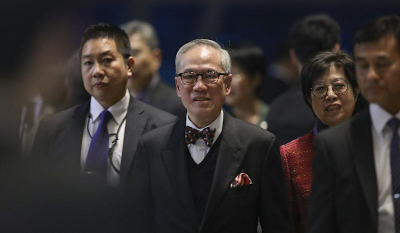 More trouble for lawmakers' bid to extend Hong Kong anti-bribery laws to govern chief executive