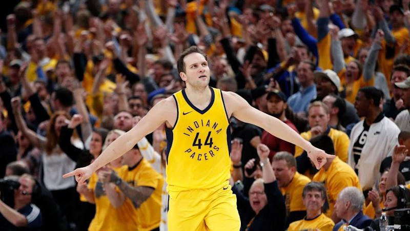 Bojan Bogdanovic, Jazz Agree to Four-Year, $73 Million Deal