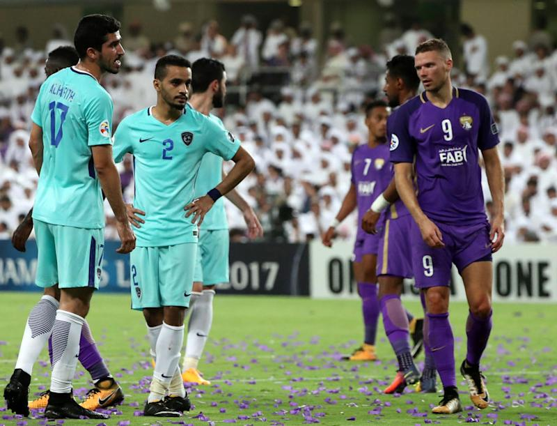 Al Hilal eliminated from the 2018 AFC Champions League