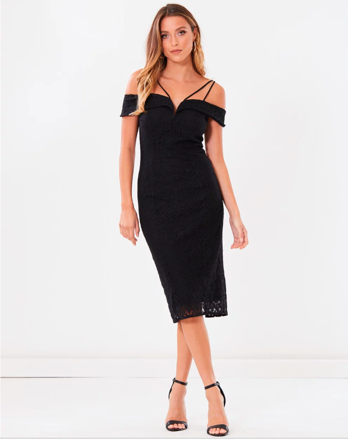Calli dress from the Iconic