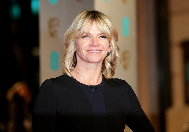 Zoe Ball in talks to replace Chris Evans at Radio 2