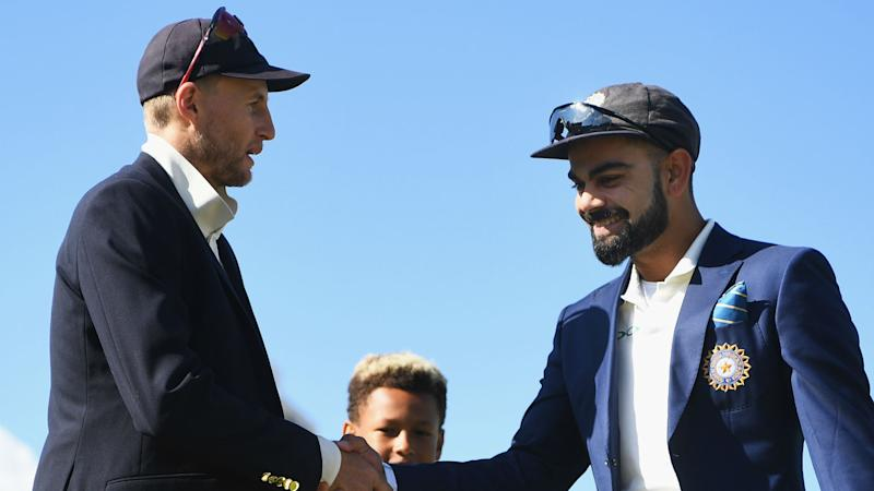 Kohli: England v India a great advert for Test cricket