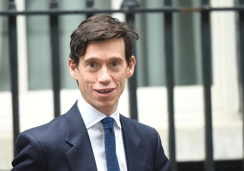 Rory Stewart has said he will not serve in a Boris Johnson government (Picture: PA)