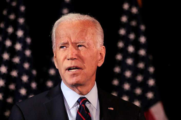 Joe Biden (Photo: Bastiaan Slabbers/Reuters)