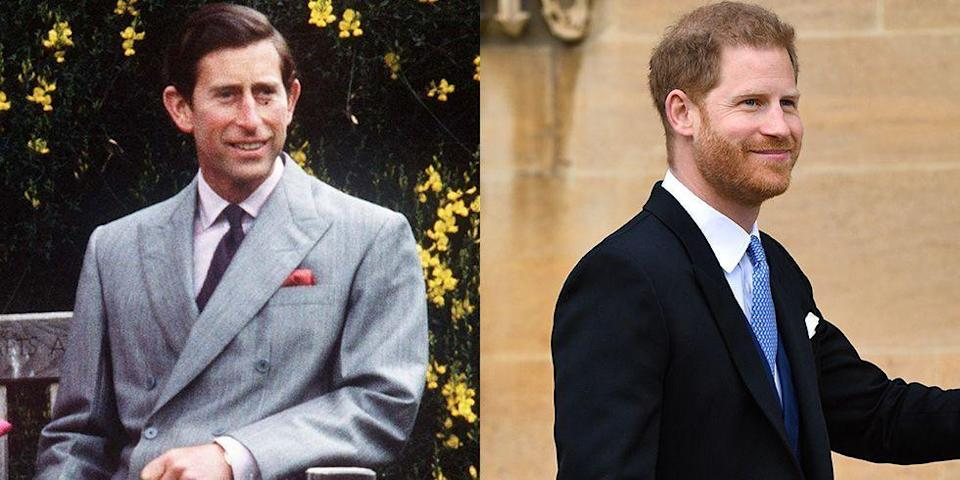 <p>Prince Charles welcomed his first son, and heir, a couple of years before his 35th birthday. As for Prince Harry, he was a couple years behind his father and welcomed his first son at 35.</p>