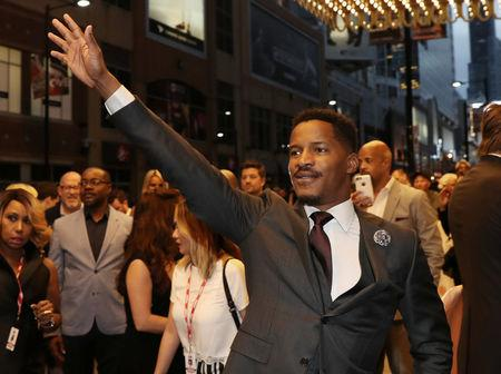 Director Nate Parker arrives for the premiere of the film The Birth Of a Nation at TIFF the Toronto International Film Festival in Toronto