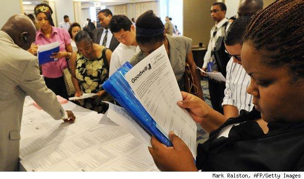 unemployment numbers weekly